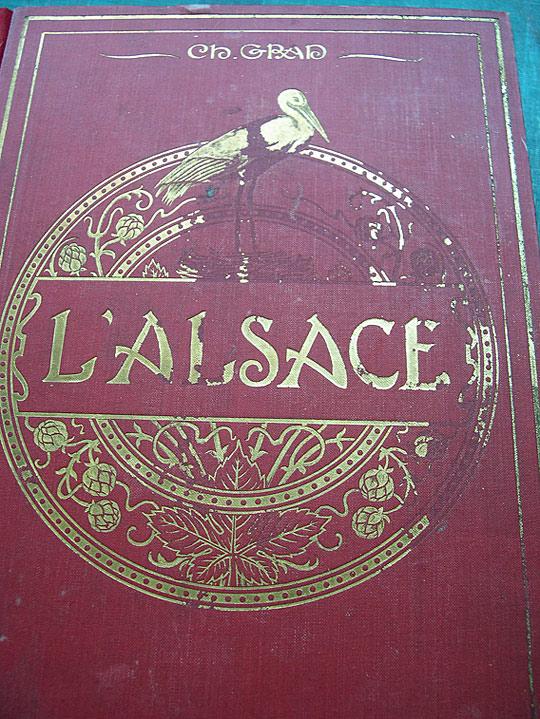 Alsace avant restauration
